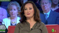 Edurne Uriarte (PP) indigna por lo que dijo sobre las 'cloacas' en 'LaSexta
