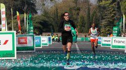 Après voir fui un contrôle antidopage au Maroc, Clémence Calvin bat le record de France du marathon à