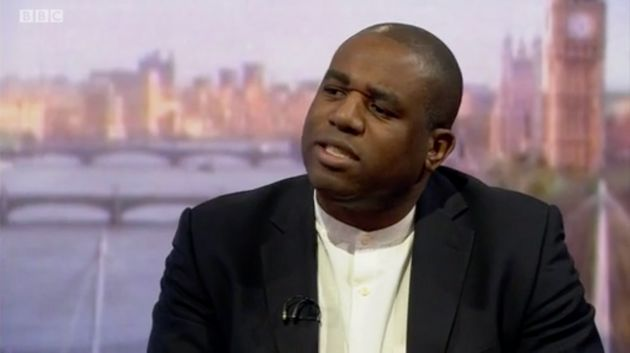 Labour MP David