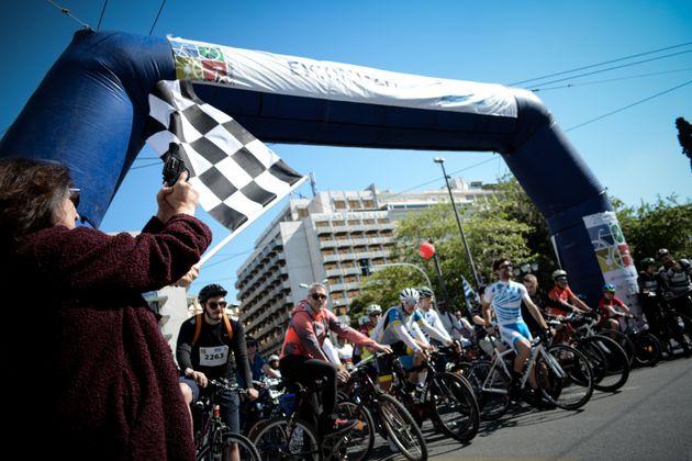 Ο 26ος Ποδηλατικός Γύρος της