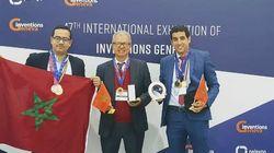 Le Maroc a brillé au Salon international des inventions de