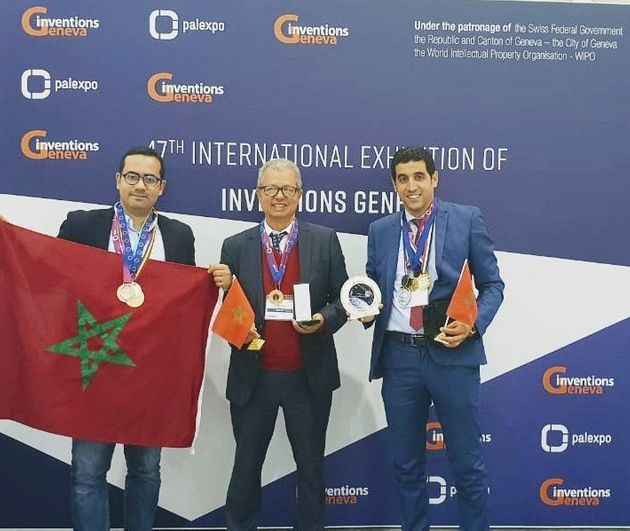 Le Maroc a brillé au Salon international des inventions de