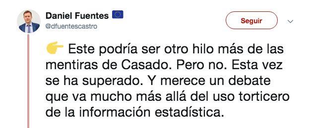 Un asesor de Pedro Sánchez arrasa en Twitter con un hilo sobre las