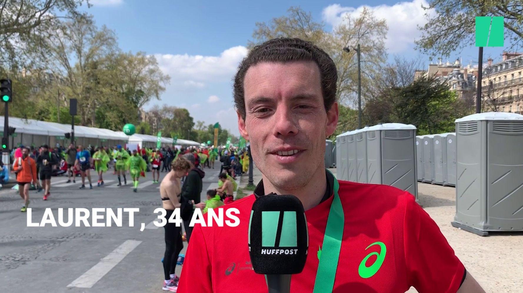 """Marathon de Paris 2019: """"J'ai retrouvé toutes les sensations"""""""