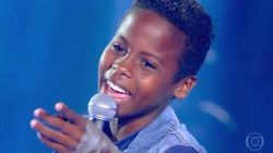 Jeremias Reis vence o 'The Voice Kids' e vai gravar uma música com Simone e