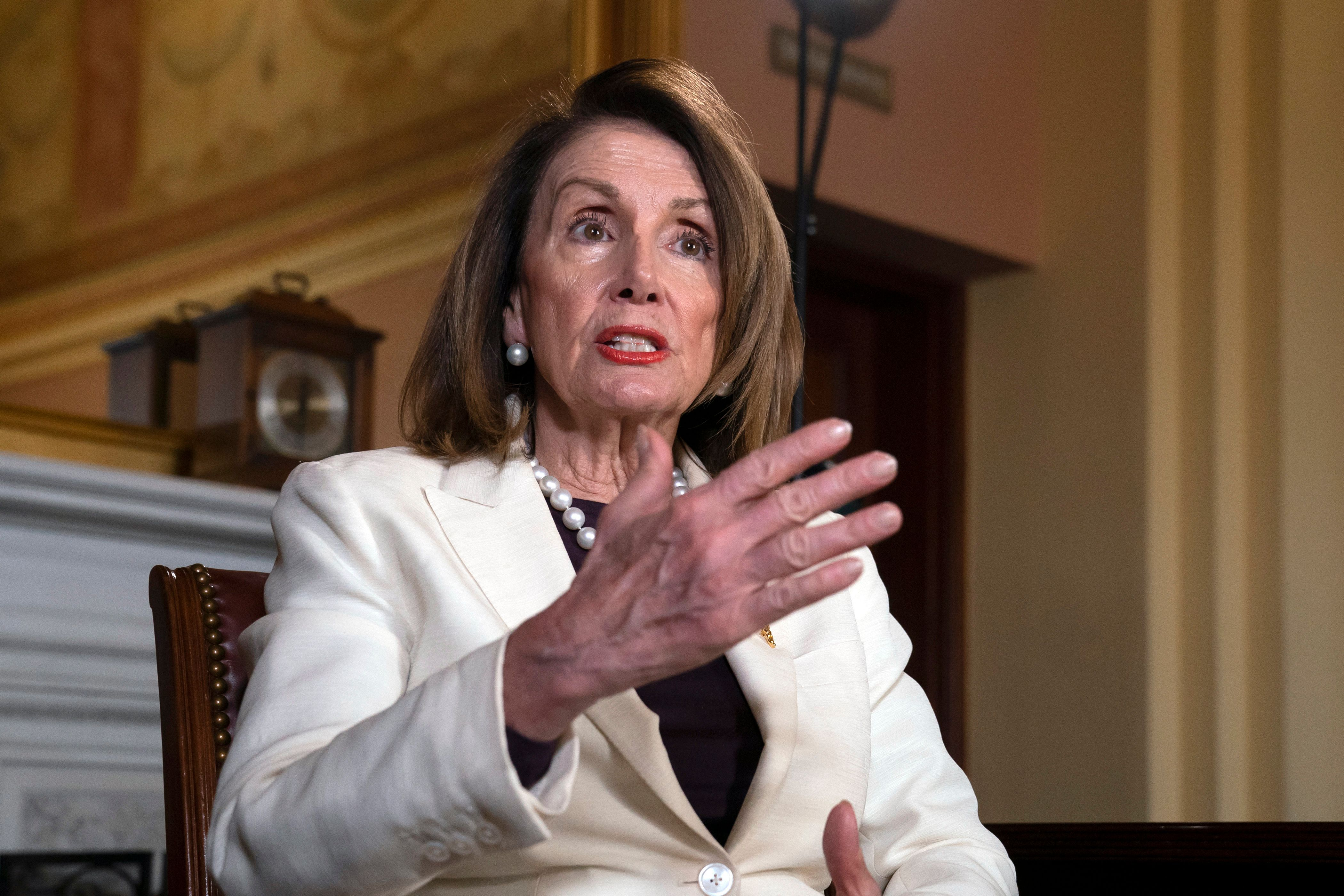 Nancy Pelosi: Trump's 'Hateful' Comments About Rep. Ilhan Omar Pose 'Real Danger'