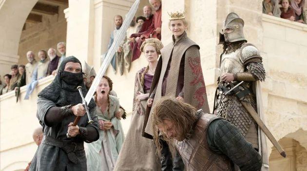 Ejecución de Ned