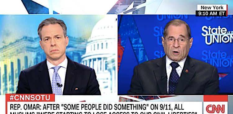 Jerry Nadler attacks Trump on 9/11