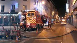 Une violente explosion dans un immeuble parisien fait deux