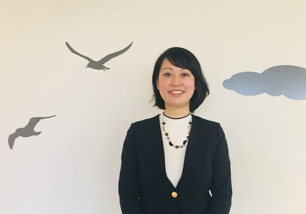学校法人高木学園の理事長、高木暁子さん