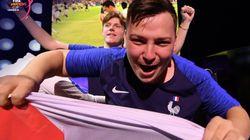L'équipe de France remporte la première Coupe du monde de foot