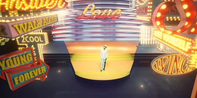 BTS가 신곡에 숨겨둔 '사랑은 비를 타고'의 메시지에 팬들 심장이