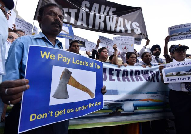 Jet Airways Pilots Postpone Protest Ahead of SBI