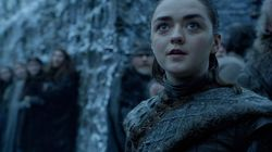 The Best Reunion Of The 'Game of Thrones' Premiere Happened At The Very