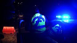 Επίθεση σε περιπολικό της ΕΛ.ΑΣ: Ένας αστυνομικός