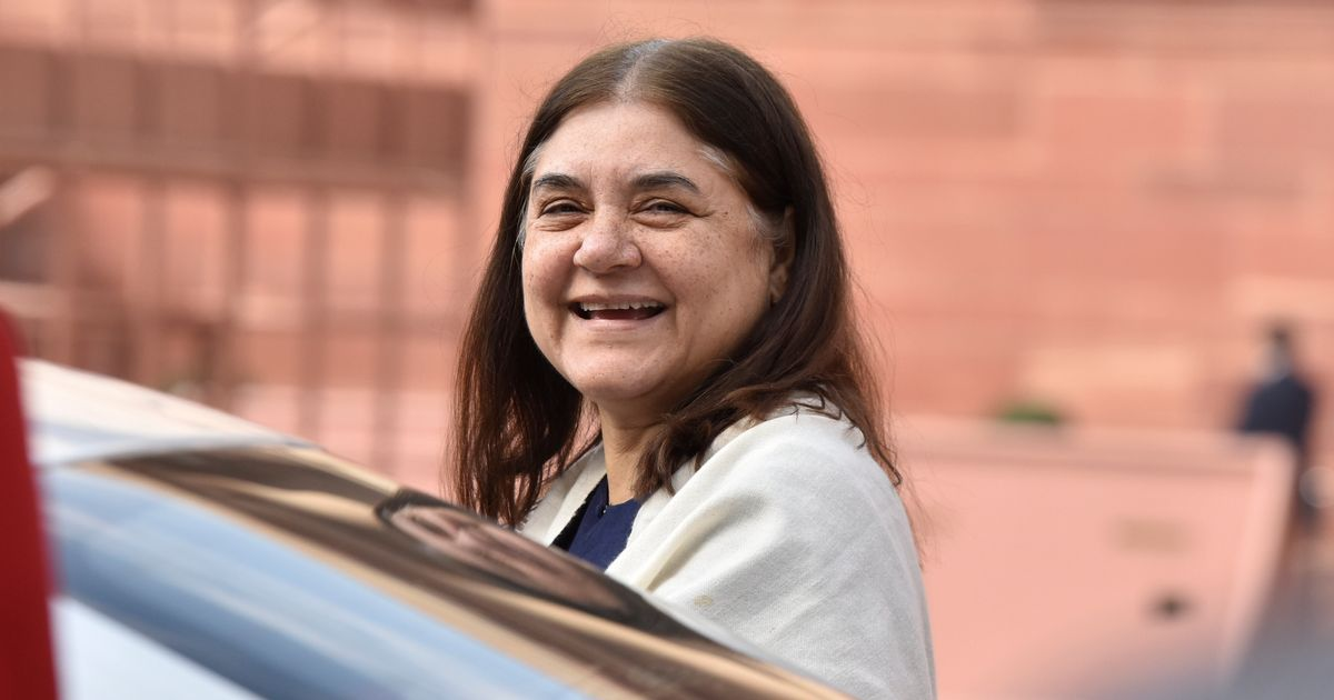 Maneka Gandhi Is At It Again With 'ABCD' Formula For BJP Votes