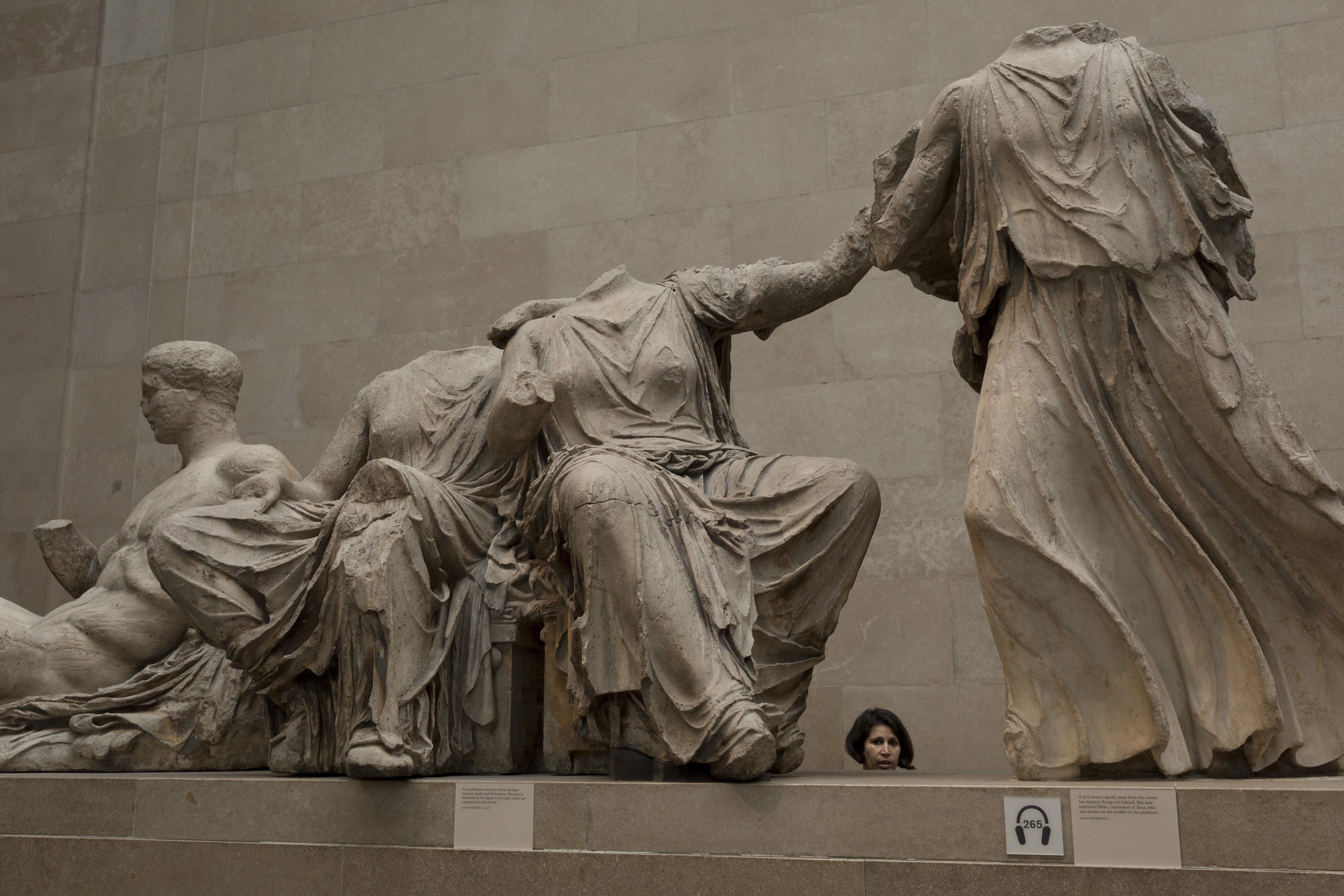 Διεθνής Ημερίδα για την «Επανένωση των Γλυπτών του Παρθενώνα» στο Μουσείο