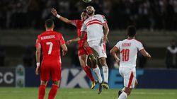 Coupe de la CAF: le Hassania d'Agadir durement éliminé par le Zamalek