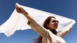 Condenada a un año de cárcel la mujer que inició la revolución contra el velo islámico en