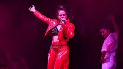El concierto completo de Rosalía en Coachella, recopilado en un hilo de