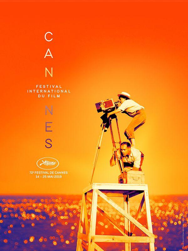 L'affiche officielle du Festival de Cannes 2019 a été réalisée par Flore...