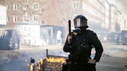 Copenhague: Échauffourées en réaction à une manifestation de l'extrême-droite