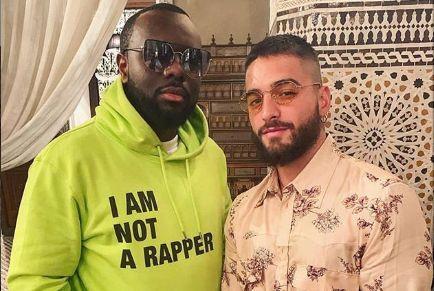 Maluma s'offre une escapade à Marrakech et rencontre Maître
