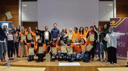81 lycéennes de tout le Maroc participent au programme de mentoring