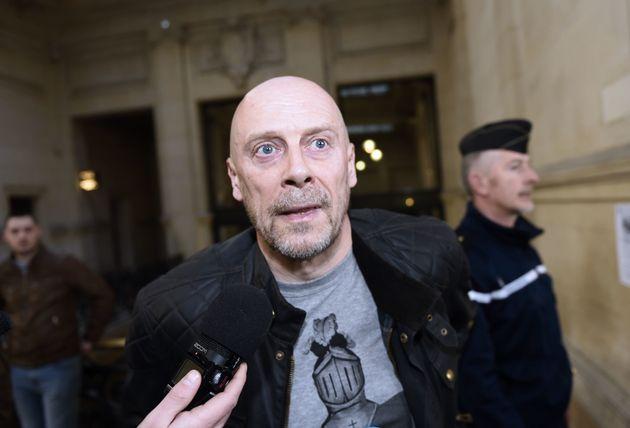 Alain Soral condamné pour négationnisme à 1 an de prison ferme (Photo prise le 12...