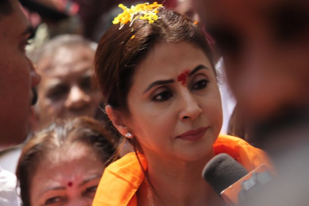 'Threat To My Life': Urmila Matondkar Seeks Police