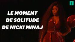 Nicki Minaj a eu des gros problèmes de son à