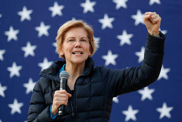 Elizabeth Warren Lays Out 'Climate Solution' Vision For Public