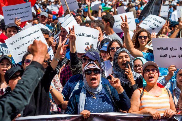 Détenus du Hirak: Leurs familles refusent leur transfert et appellent à une marche à