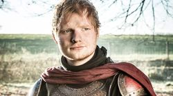 Did 'Game Of Thrones' Just Burn Ed Sheeran's