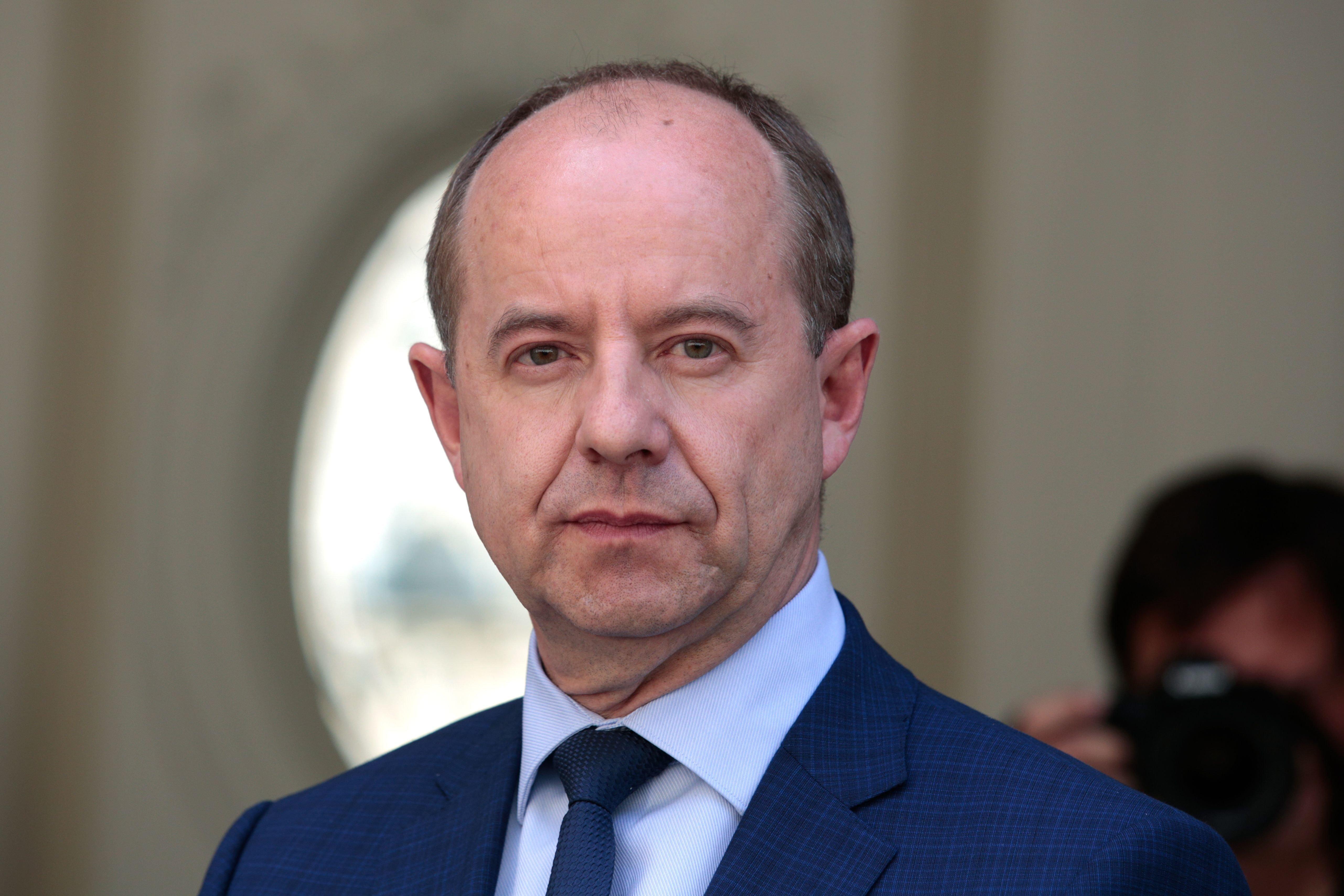 Jean-Jacques Urvoas renvoyé devant la Cour de justice de la République (Photo prise...