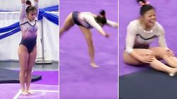 Gymnast Samantha Cerio Thought 'Something Was A Little Wrong' After