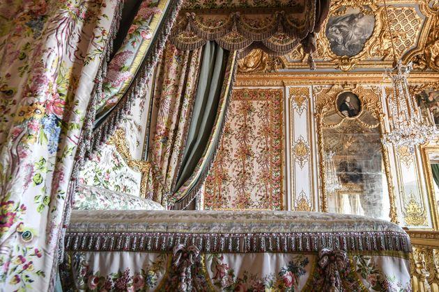 Βερσαλλίες: Στα ιδιωτικά διαμερίσματα της Μαρίας