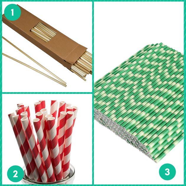 5 alternatives écolos aux pailles en plastique bientôt