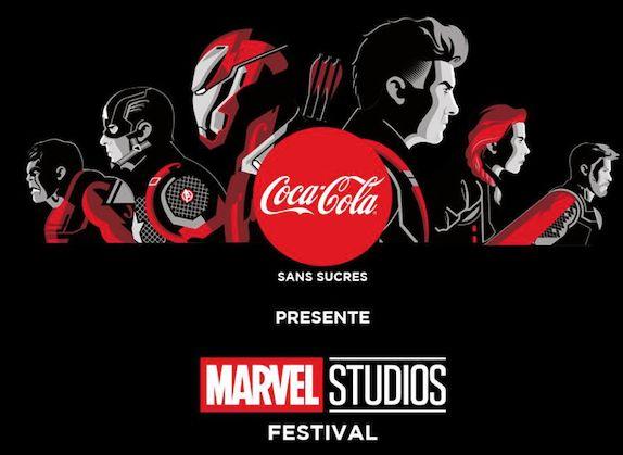 Marvel et Coca-Cola lancent un
