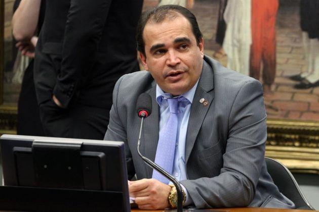 Relator da reforma da Previdência na CCJ, Marcelo Freitas (PSL-MG) apresentou parecer a favor da...