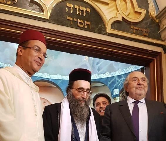 Le Conseil des communautés israélites du Maroc dément la nomination de Yoshiyahu Pinto en tant que grand