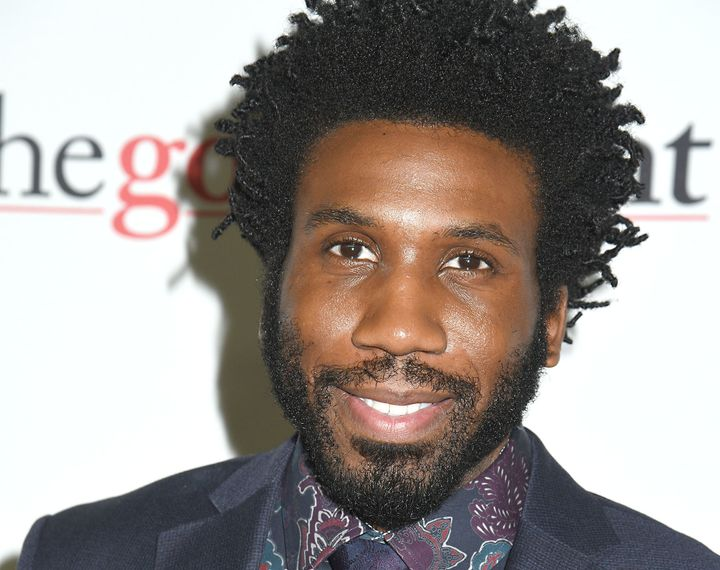 """Actor Nyambi Nyambi gives a Nazi-punching monologue in """"The Good Fight."""""""