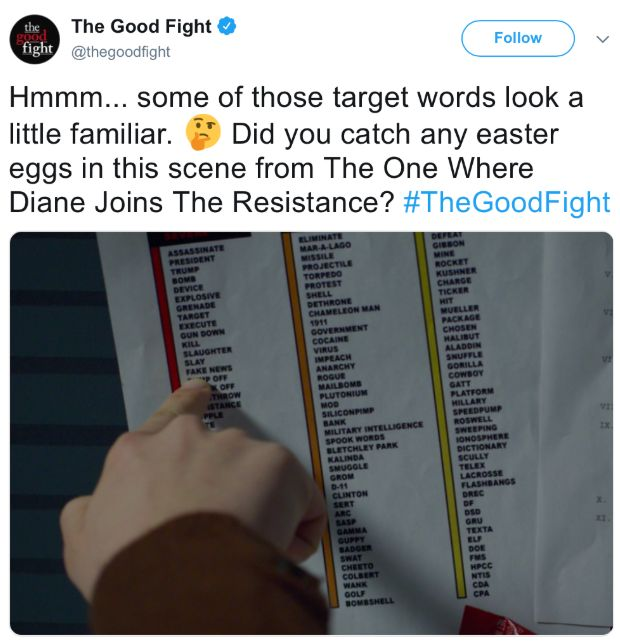 Conservatives Upset 'The Good Fight' Wants You To Punch