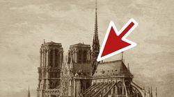 Dónde se originó exactamente el incendio de Notre Dame de