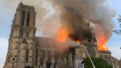 Arde la catedral de Notre Dame y todo el mundo se acuerda de lo