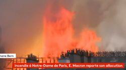 Stéphane Bern au bord des larmes après l'incendie de