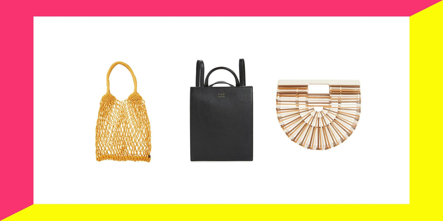 All The Bags We Want To Buy During Nordstrom's Spring Sale 2019