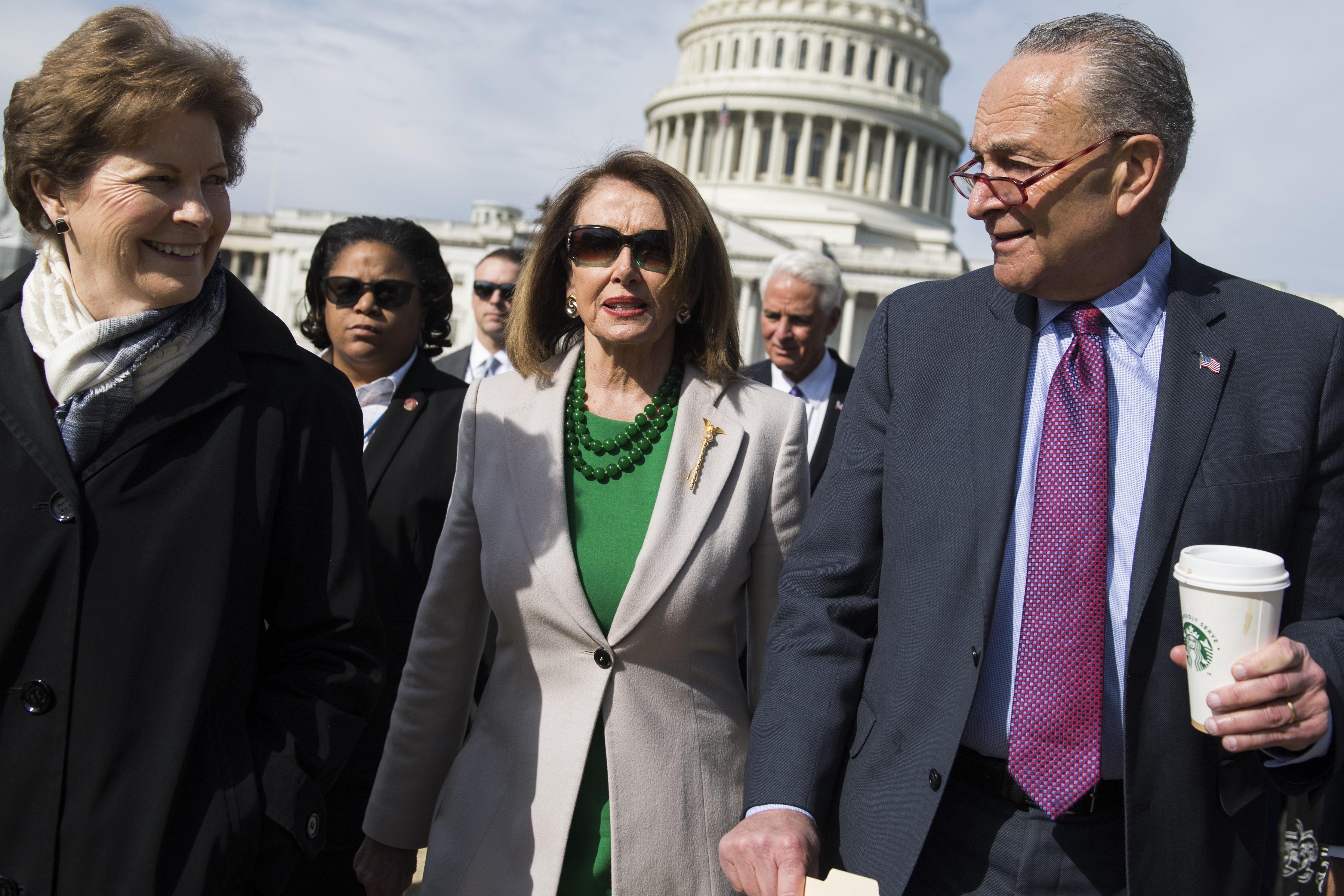 Hey, Democrats: Stop Being Polite