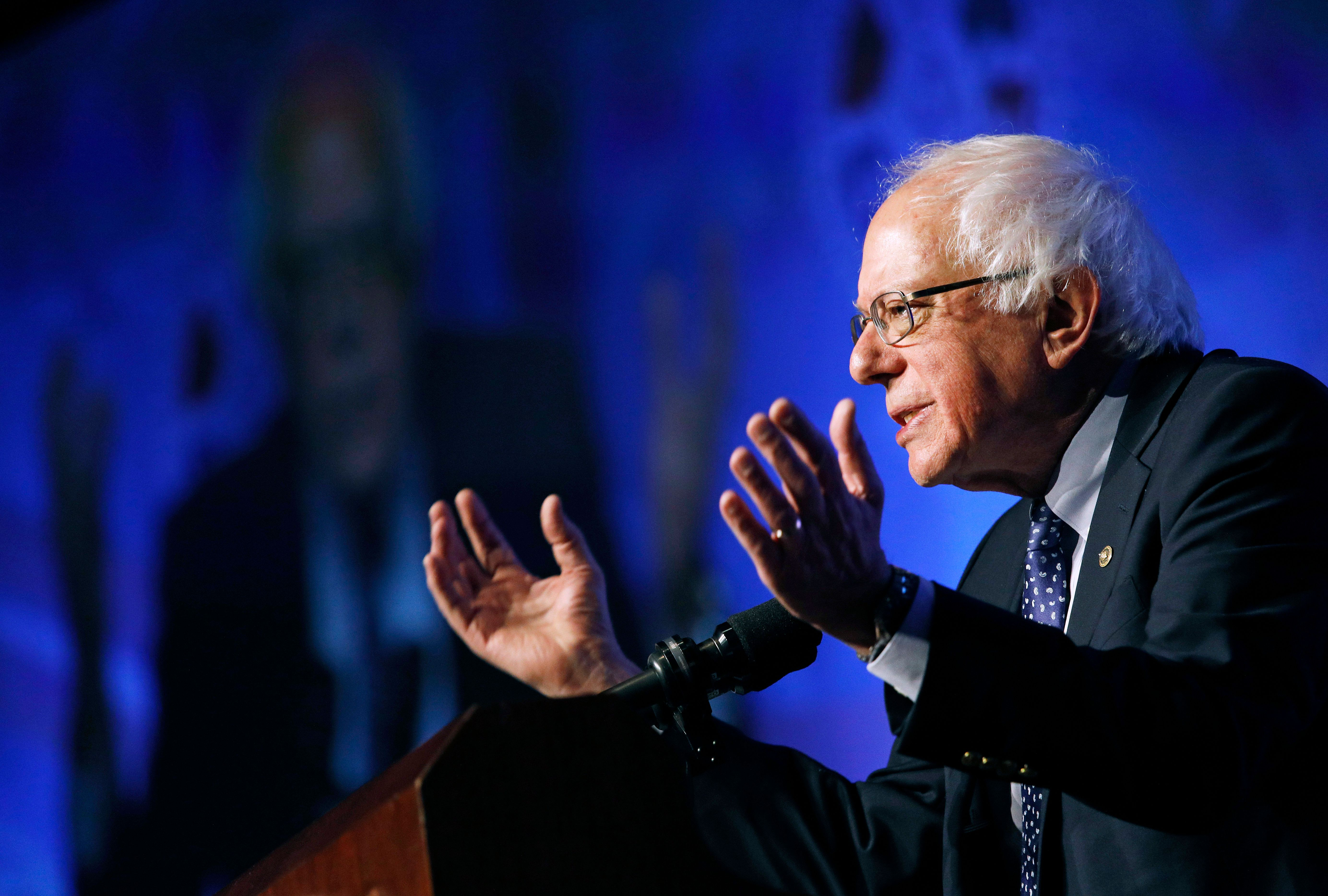 Liberal Think Tank Assailed By Sanders Admits Video On Him Was 'Overly Harsh'