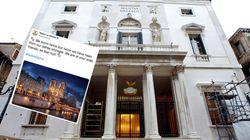 Le beau message de l'opéra de La Fenice, brûlé deux fois, à